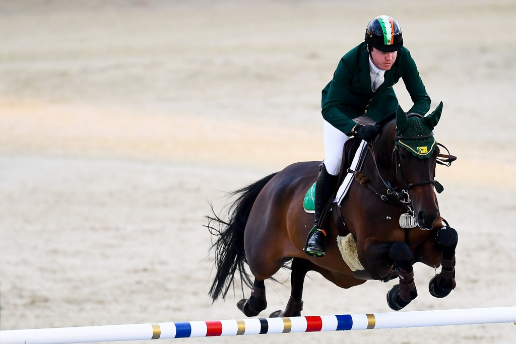 Olympic horse sold to Greek shipping heiress in multi-million euro deal