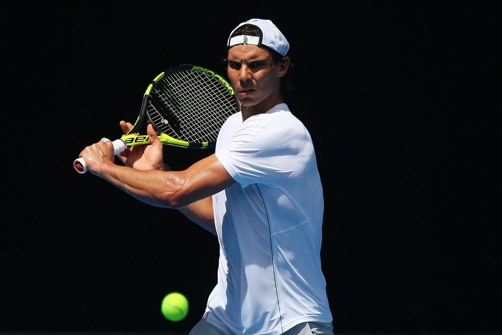 Rafael Nadal's confidential World Anti-Doping Agency records were among those leaked by hacking group Fancy Bears ©Getty Images