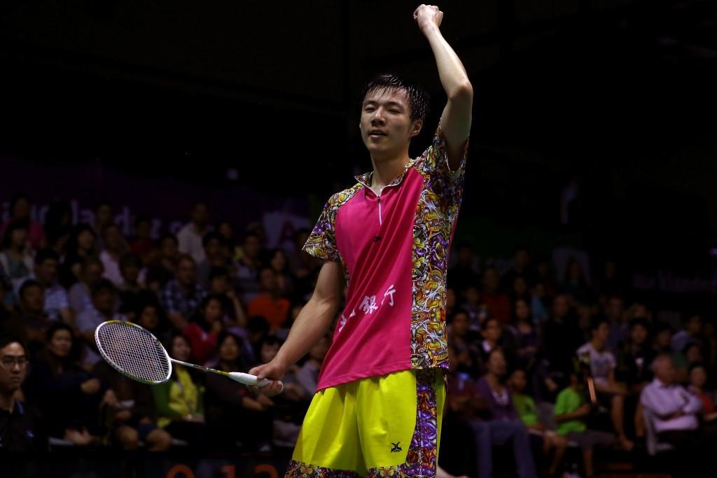 Wang among players to progress as BWF Macau Open begins