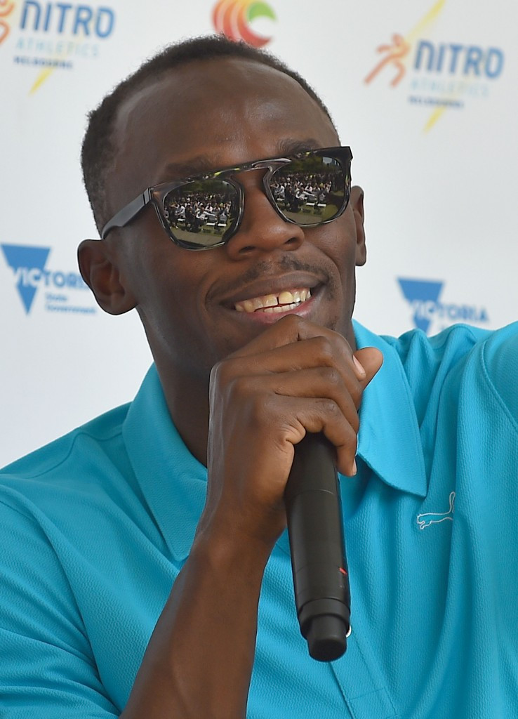 Usain Bolt could win a sixth male athlete of the year title  ©Getty Images