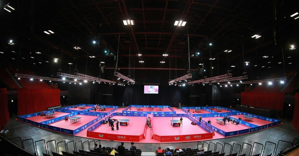 Young table tennis stars descend on Cape Town for ITTF World Junior Championships