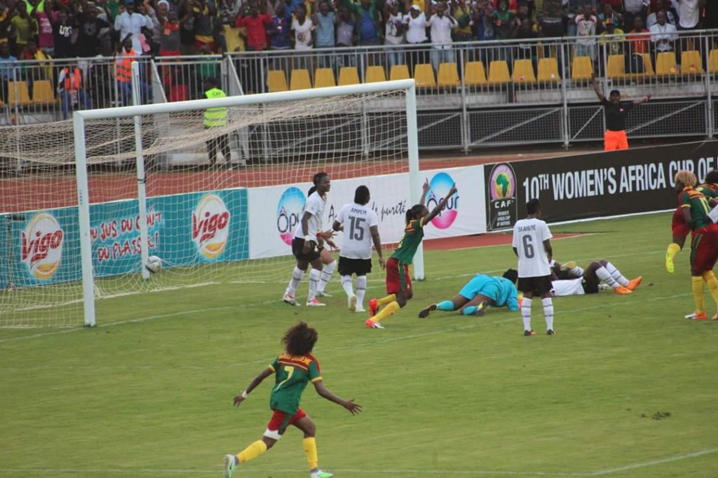 Hosts Cameroon through to Africa Women Cup of Nations final