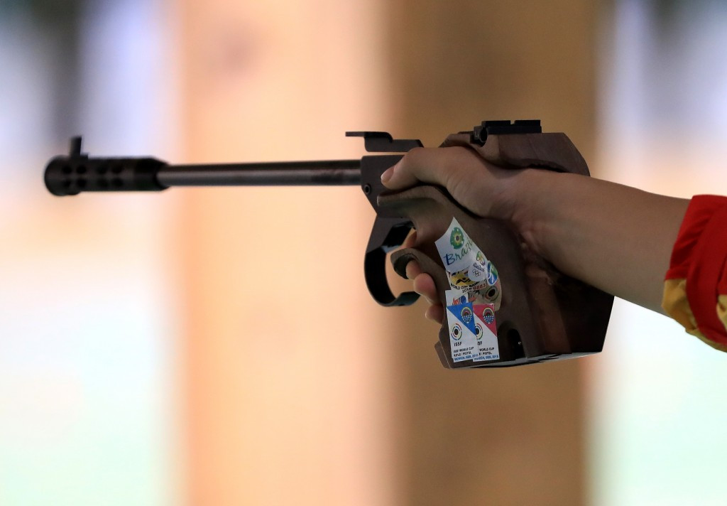 Francesco Repich, the President of the Organising Committee of the 1997 ISSF World Cup Final in Lugano, has criticised the possibility of changing the men's 50m pistol competition to a mixed one ©Getty Images