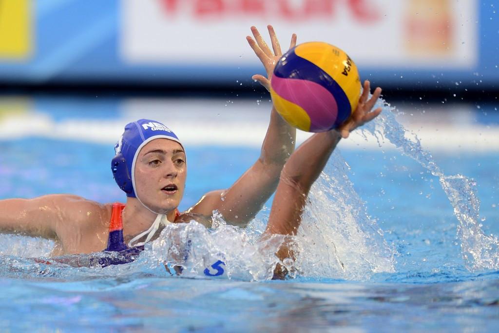 Dutch beat Greeks via penalty shoot-out in FINA Women's Water Polo World League qualifier