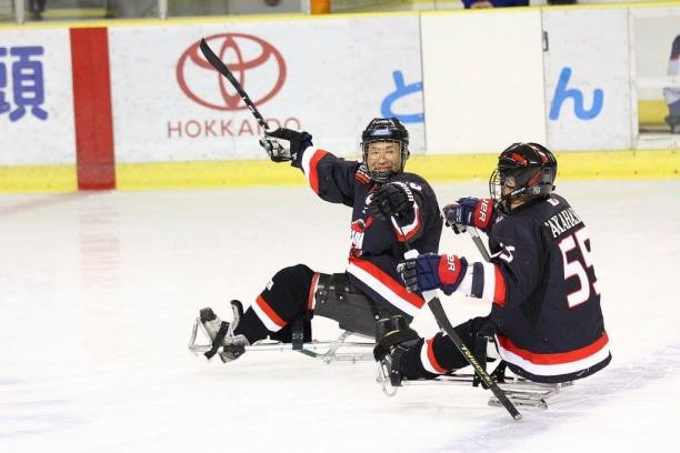 Japan and Czech Republic to contest IPC Ice Sledge Hockey World Championships B-Pool final
