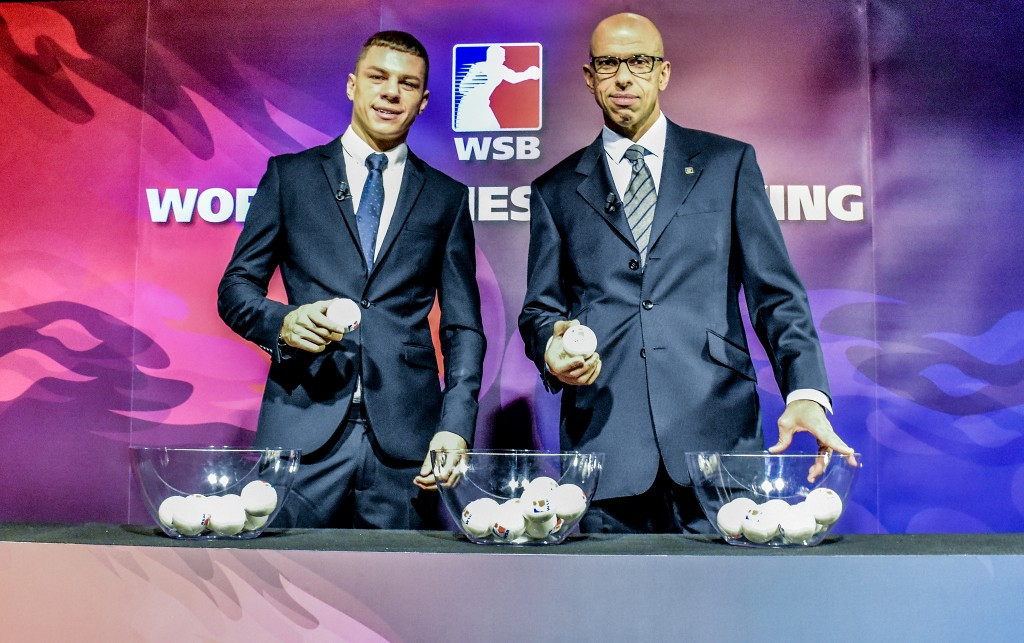 Cuba to begin WSB title defence with Venezuela clash after AIBA make draw in Geneva