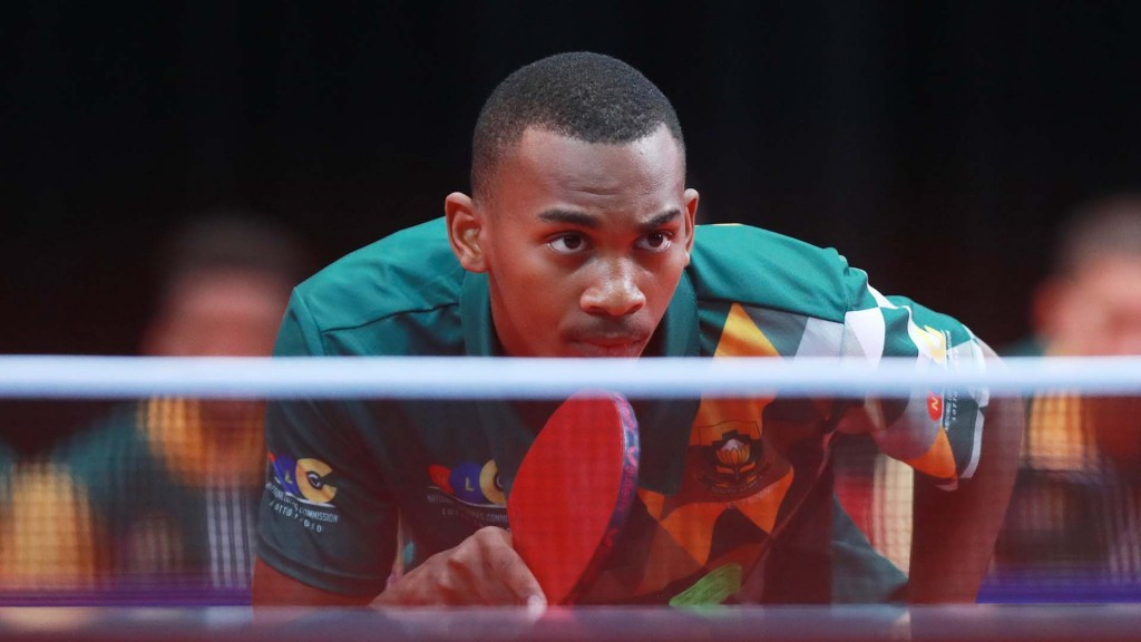 Hosts South Africa stumble on opening day of ITTF World Junior Championships