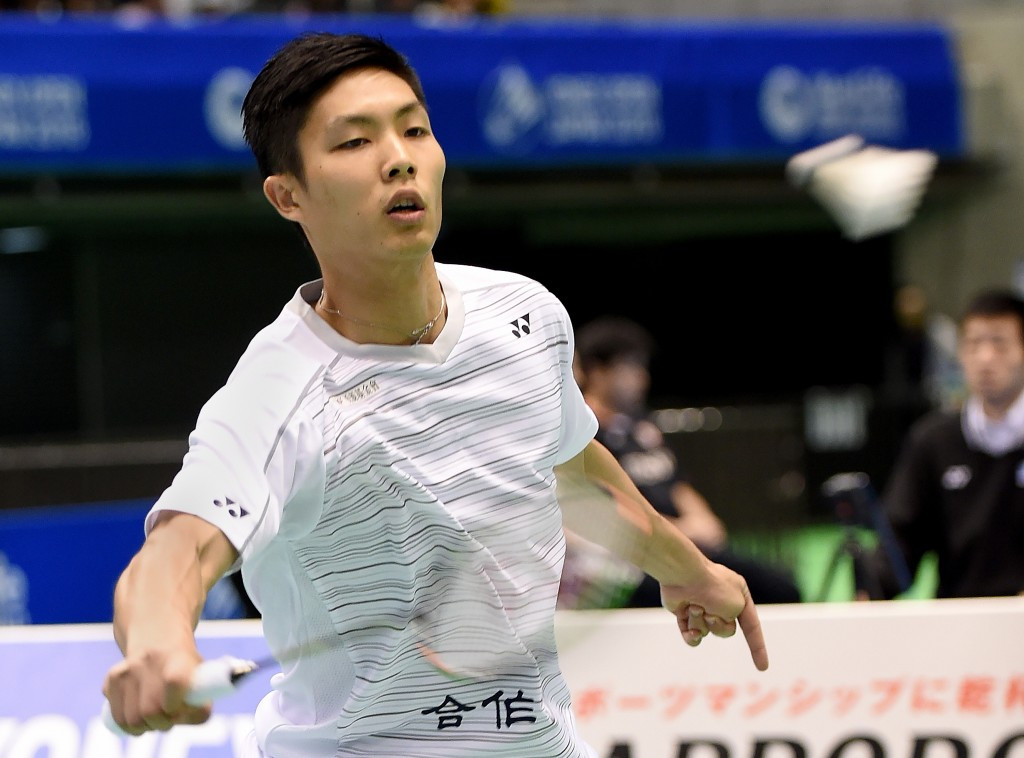 Chou battles to victory on good day for top seeds at BWF Macau Open