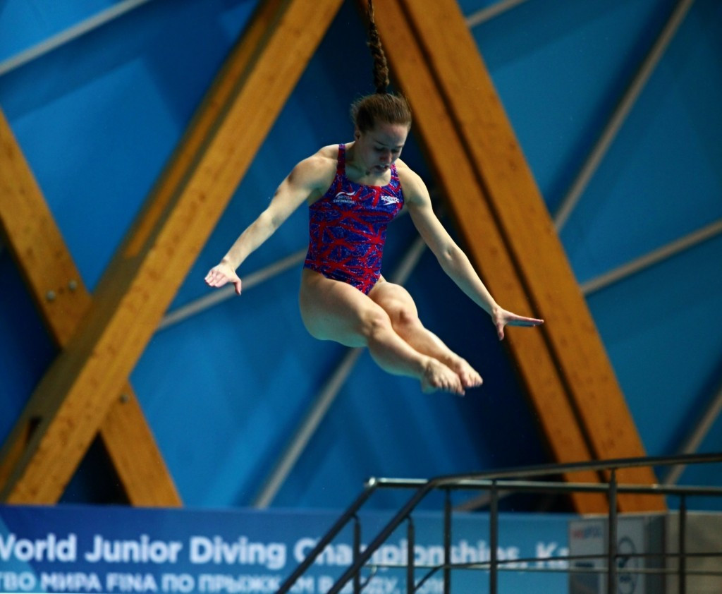 Torrance triumphs to secure Britain's second gold medal of 2016 FINA World Junior Diving Championships