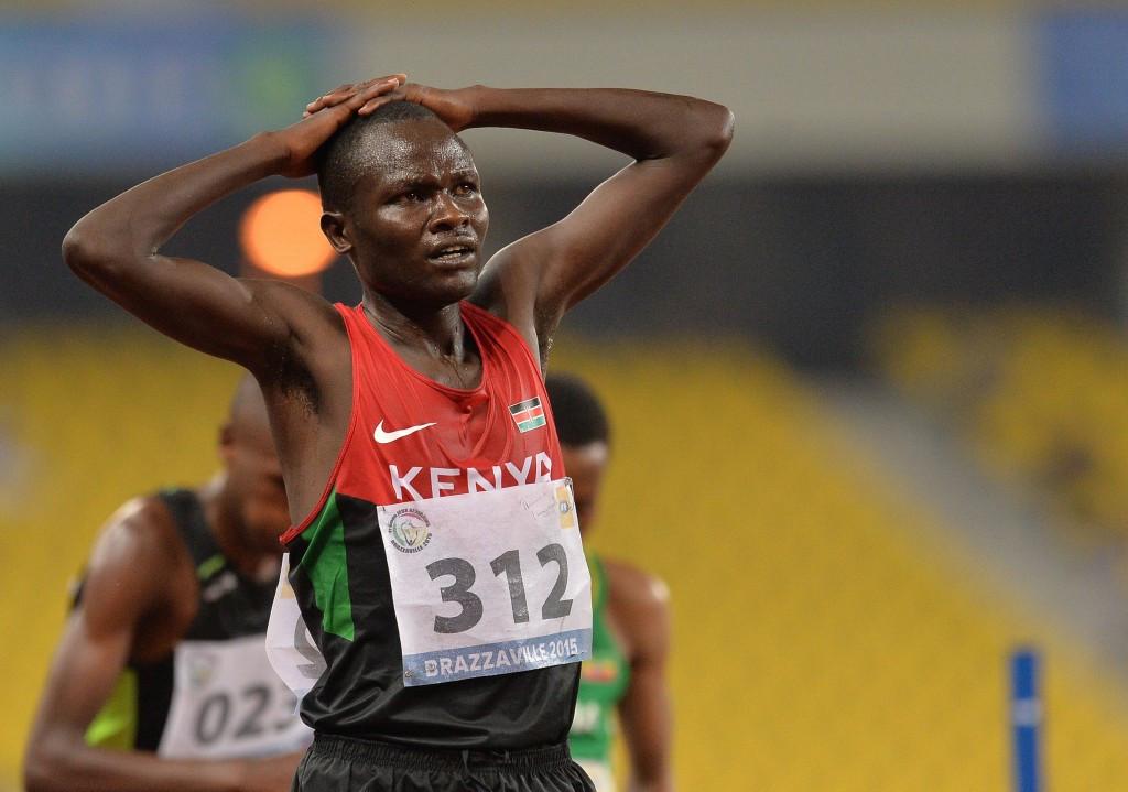 Thomas Longosiwa has denied receiving overseas allowances ©Getty Images