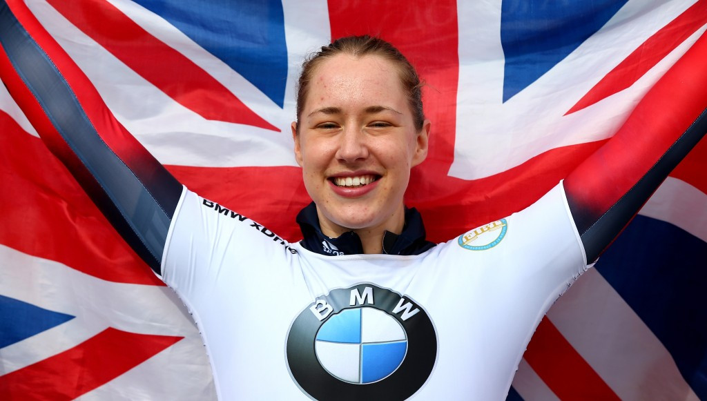 Olympic champion Yarnold to make competitive return at IBSF World Cup in Whistler