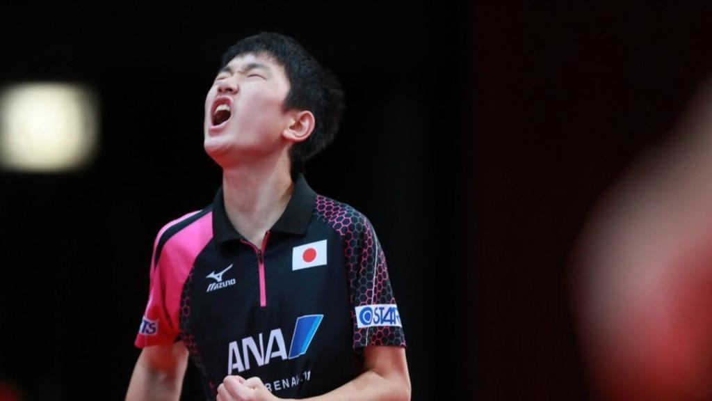 Japan progress in boys' and girls' team events at ITTF World Junior Championships