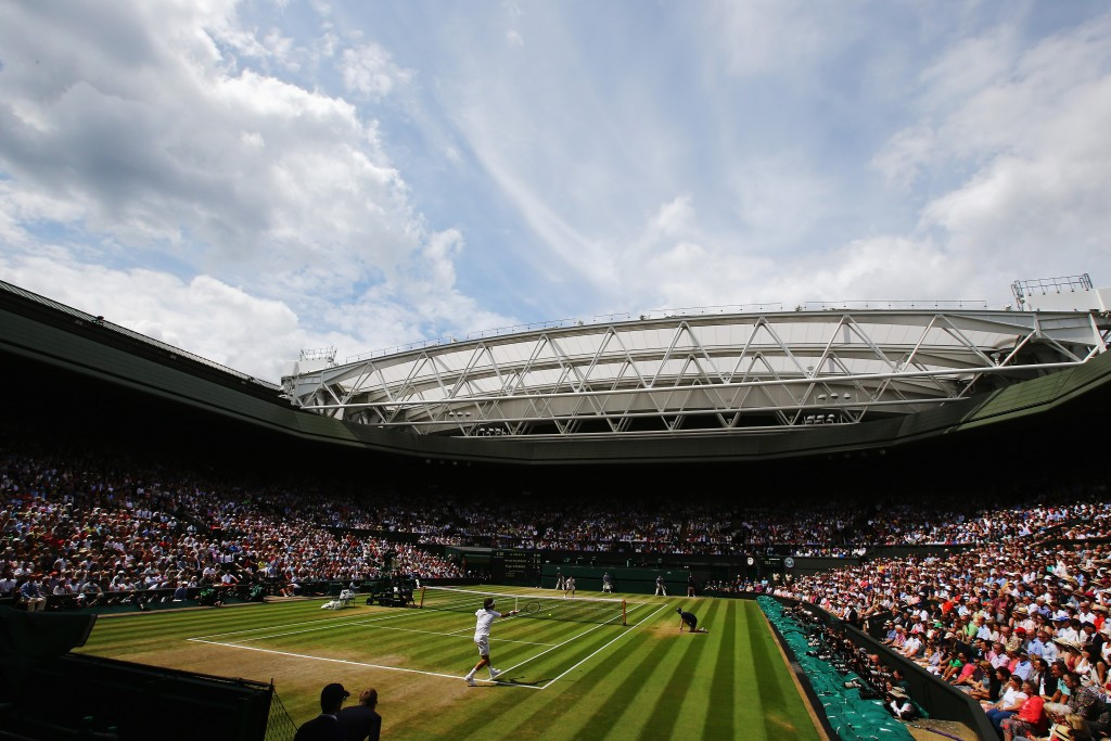 Secret files exposing evidence of widespread suspected match-fixing at the top level of world tennis, including at Wimbledon, were revealed in January ©Getty Images