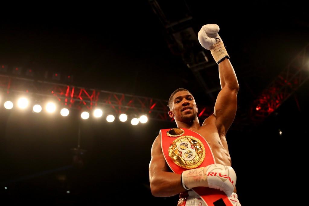 IBF heavyweight world champion Joshua announces GB Boxing performance director as coach