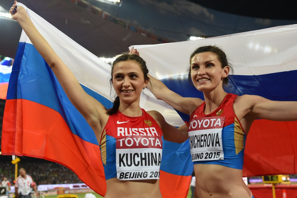The next report on Russian athletes will be made to the IAAF in February ©Getty Images