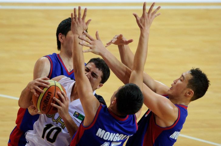 Guam have strong medal chances in both the men's and women's basketball competitions