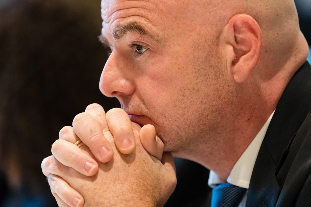 FIFA President Infantino cancels Australia trip to attend funerals for Colombian plane crash victims