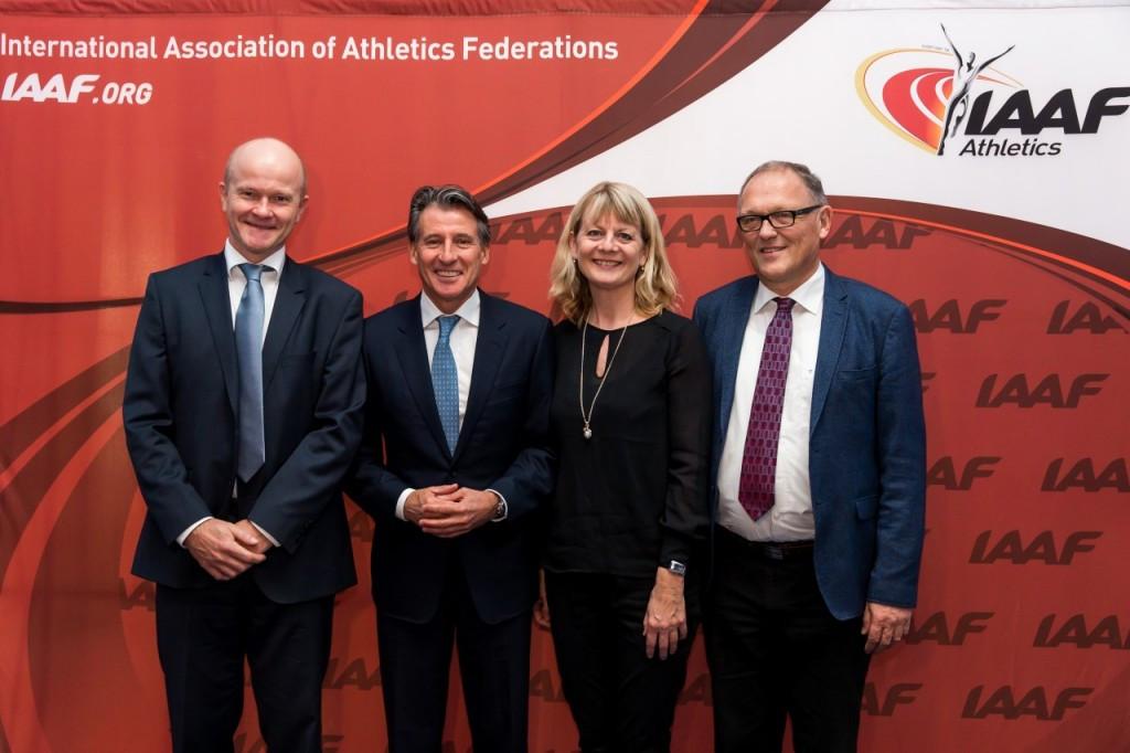 Aarhus hosting 2019 IAAF World Cross Country Championships will build on Copenhagen success, says Coe