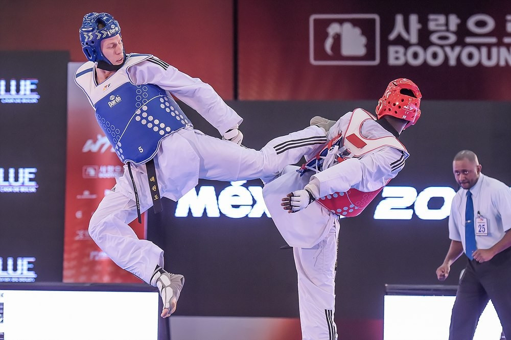 The world taekwondo community are set to gather in Baku in Azerbaijan next week for four days of competition and an awards ceremony ©WTF