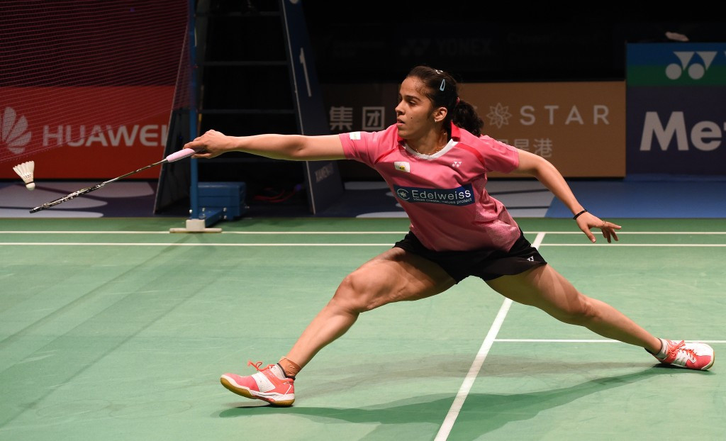 Nehwal crashes out on day of upsets at BWF Macau Open