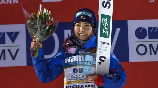 Takanashi on top again at FIS Ski Jumping World Cup in Oberstdorf