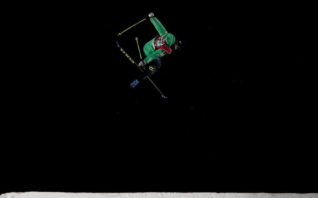 Italian Bertagna secures first-ever FIS World Cup win with big air success in Moenchengladbach