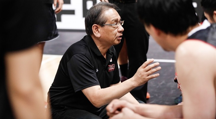 Hasegawa steps down as coach of Japanese men's basketball team as part of restructuring programme