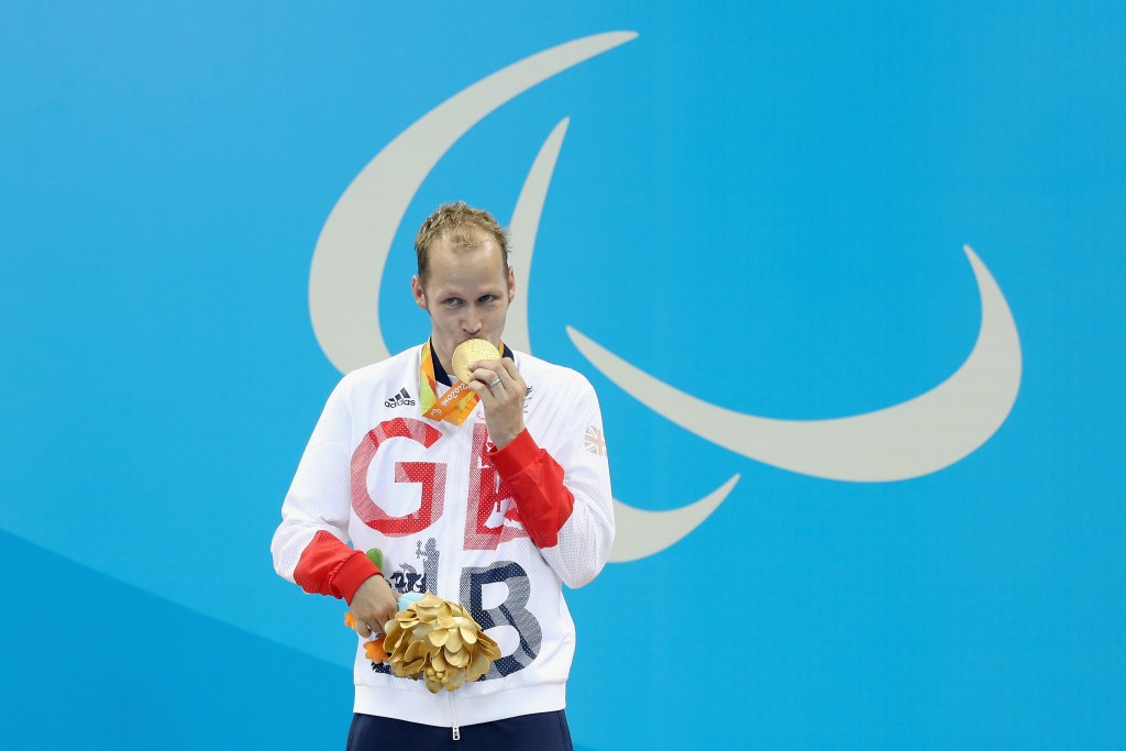 Seven-time Paralympic gold medal-winning swimmer Kindred wins funding appeal