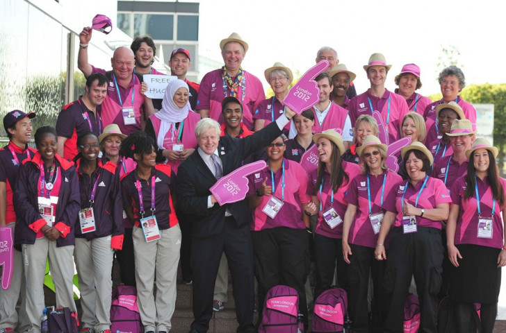 A programme of volunteering has been set-up in London since the 2012 Olympics and Paralympics to capitalise on the enthusiasm of people who want to get involved