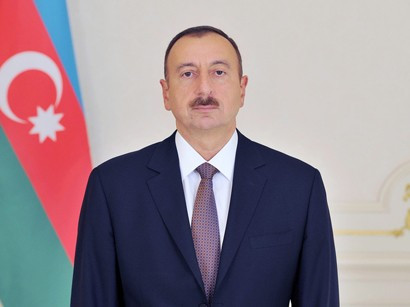 Azerbaijan President re-elected country's National Olympic Committee leader