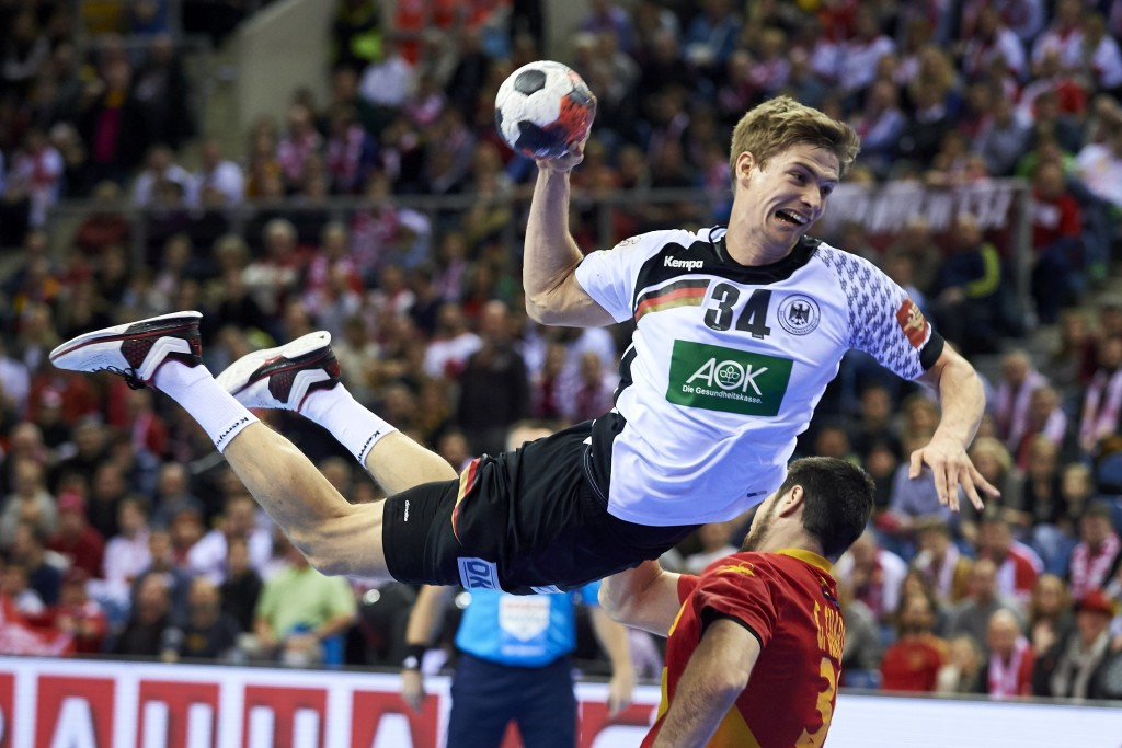 Germany won this year's edition of the European Men's Handball Championship in Poland ©Getty Images