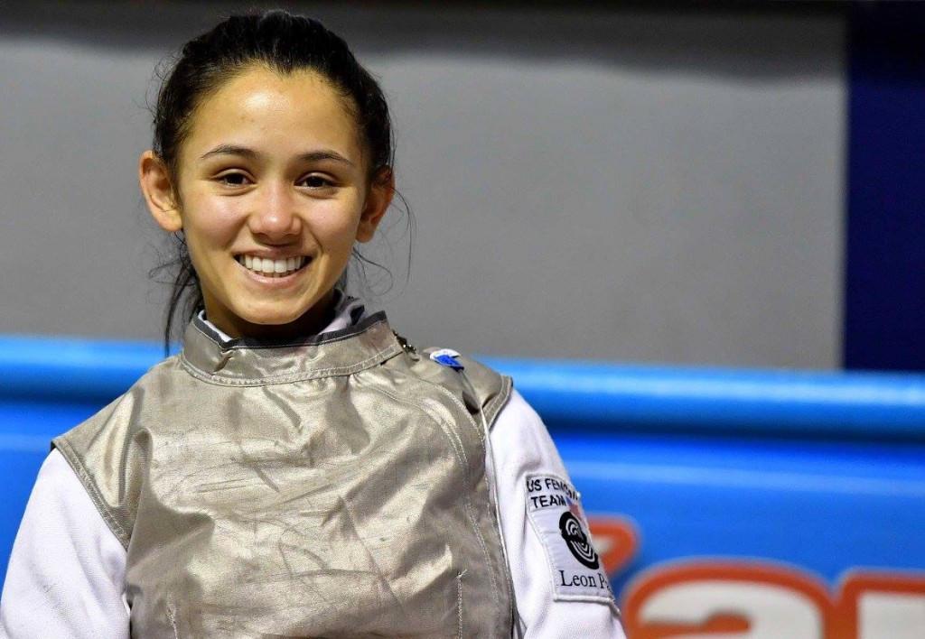 Kiefer beats Ross in all-American women's final at FIE Turin Foil Grand Prix