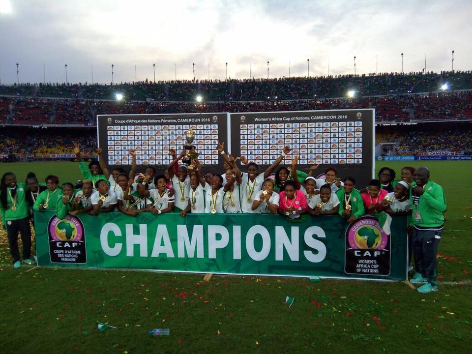 Nigeria defeat Cameroon to secure tenth Africa Women's Cup of Nations title