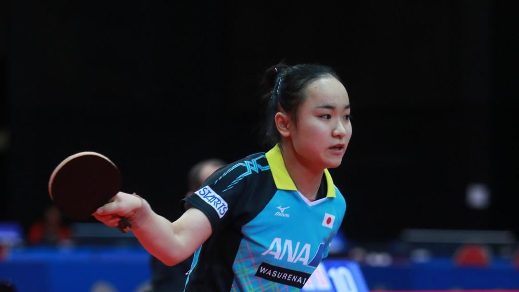 Japan clinch girls' and boys' team titles at ITTF World Junior Championships