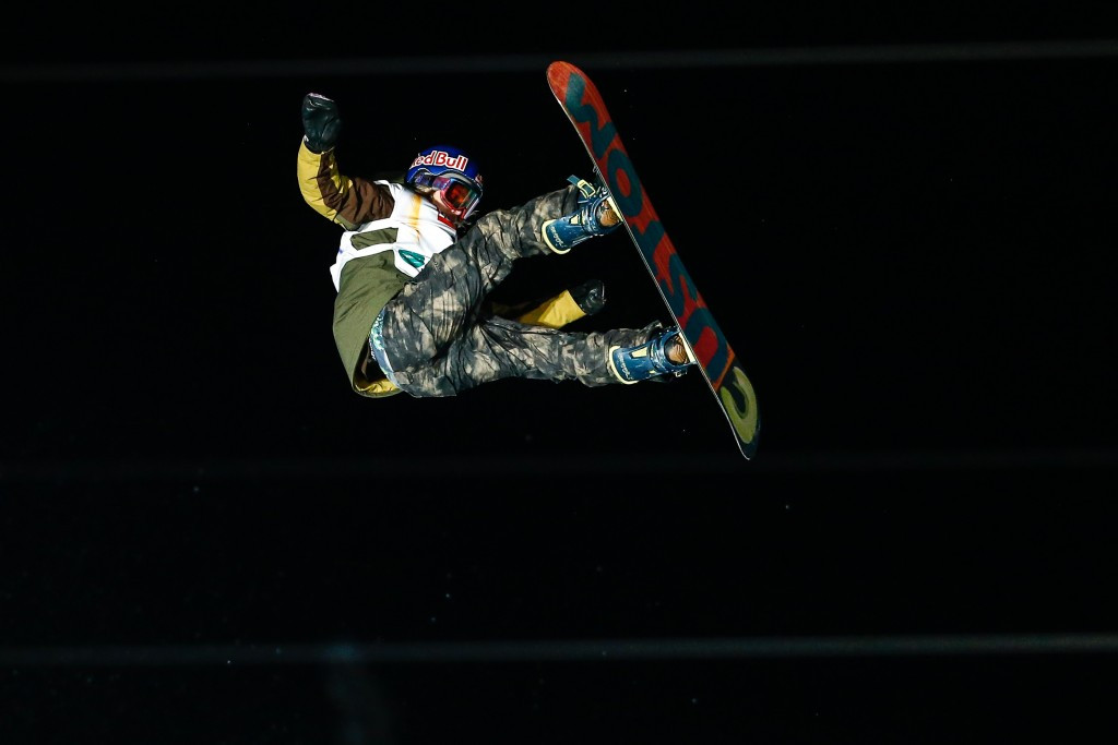 Two-time big air world champion Roope Tonteri of Finland won the men's event ©Getty Images