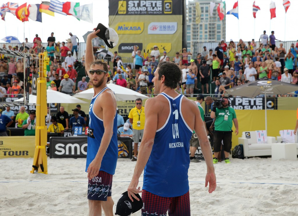 Big names make winning start at Beach Volleyball World Championships