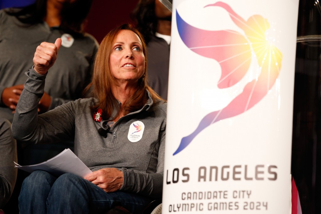 "Los Angeles 2024 vice-chair reiterates pledge to deliver ""most accessible and inclusive"" Olympics and Paralympics"