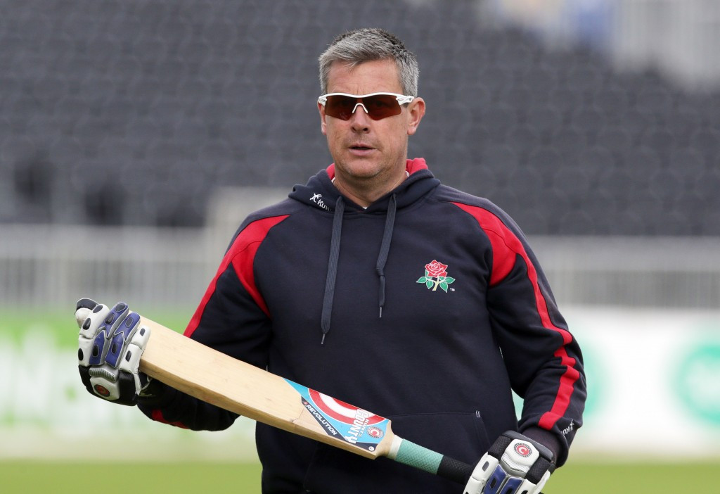 Ashley Giles has been appointed onto the England Netball board ©Getty Images