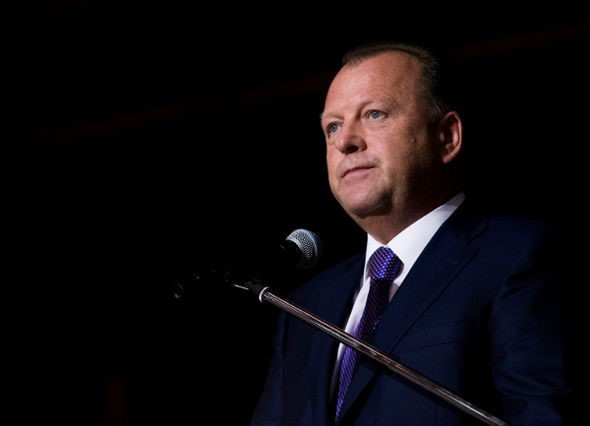 IJF President Marius Vizer has called for reforms to the TUE system ©IJF