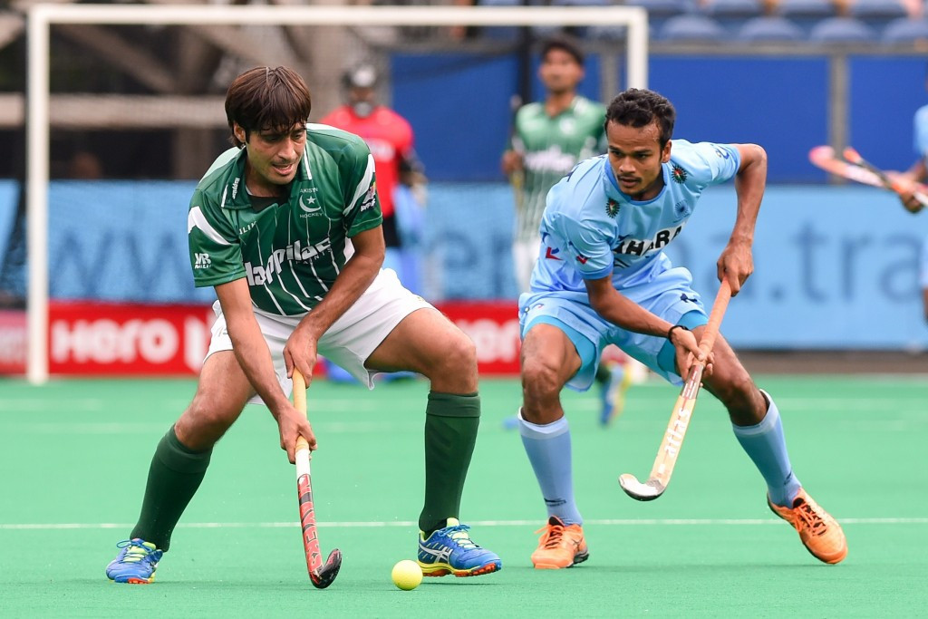 India and Pakistan drawn together for 2017 Hockey World League semi-final in England