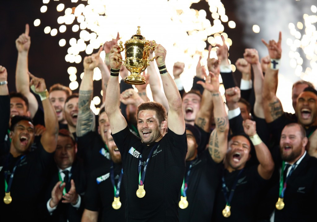 World Rugby finances are all black after successful 2015 World Cup