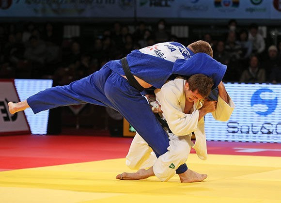 Serbian wins with ippon on final day of IJF Tokyo Grand Slam