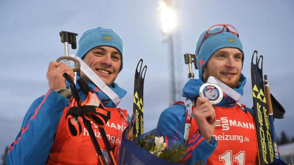Babikov claims maiden IBU World Cup win as Koukalová takes first gold of new season in Östersund