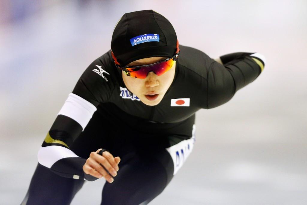 Takagi tops podium again as Astana leg of ISU Speed Skating World Cup season closes