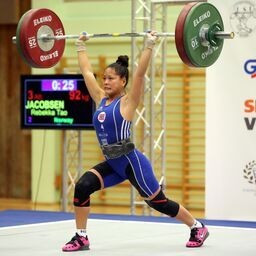 Bulgaria make early impression at European Junior Weightlifting Championships but small piece of history for Norway