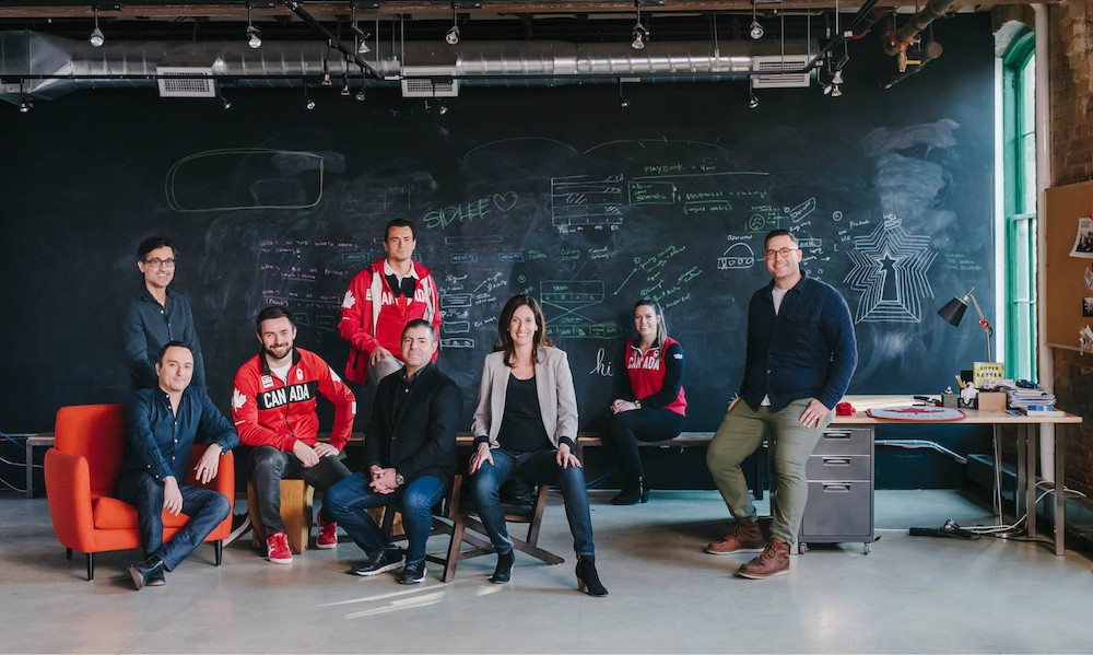 Canadian Olympic Committee partner with creative agency Sid Lee