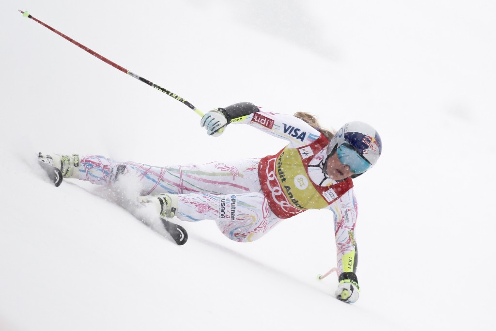 Vonn's recovery on track as Olympic champion targets return in New Year