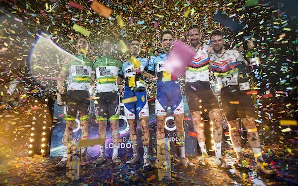Second stage of Six Day cycling series set to begin in Amsterdam