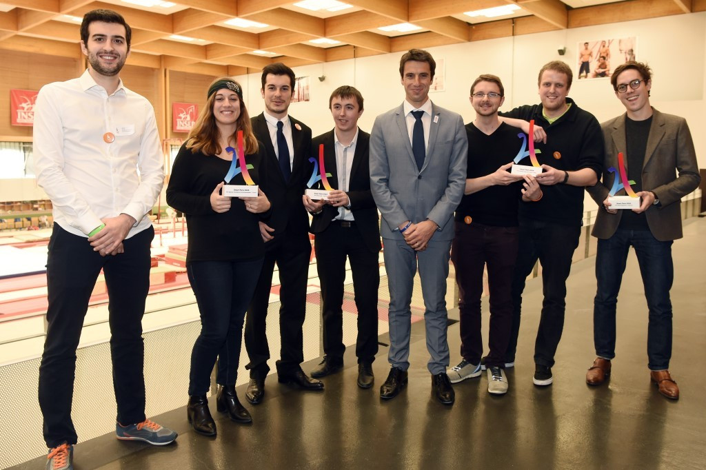 Eight projects to play part in Olympic bid after winning prizes at Smart Paris 2024 Awards