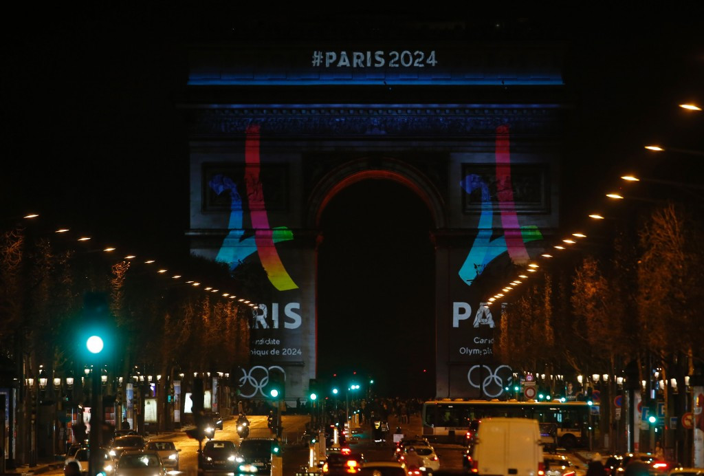 The winning projects will now play a role in the Paris 2024 bid ©Getty Images